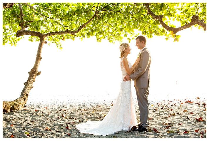 Costa Rica Hoeymoons and Weddings, Romantic Hotels Manuel Antonio Quepos