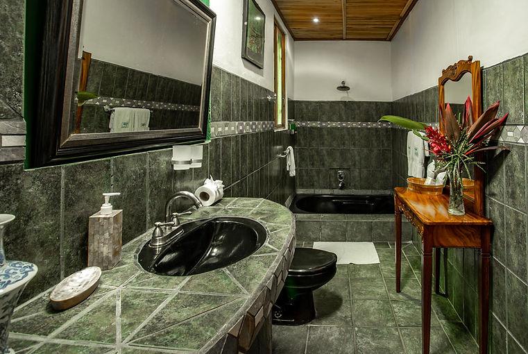 Garden View Suite, Hotel Las Cascadas The Falls, Condotel Las Cascadas, Manuel Antonio, Quepos, Costa Rica.