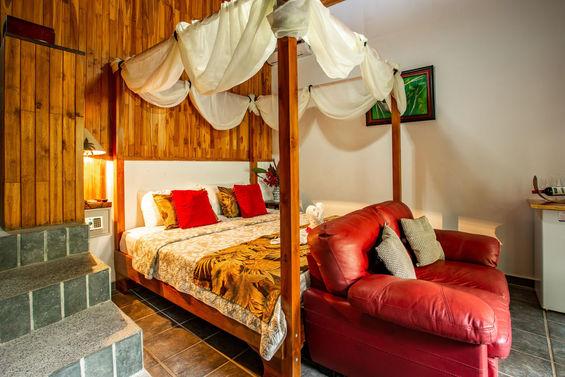 Garden View Suite, Suite, Hotel Las Cascadas The Falls, Condotel Las Cascadas The Falls, the falls, Manuel Antonio, Quepos, Costa Rica