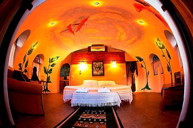 Las Cascadas the falls Quepos Costa Rica Hotel Room