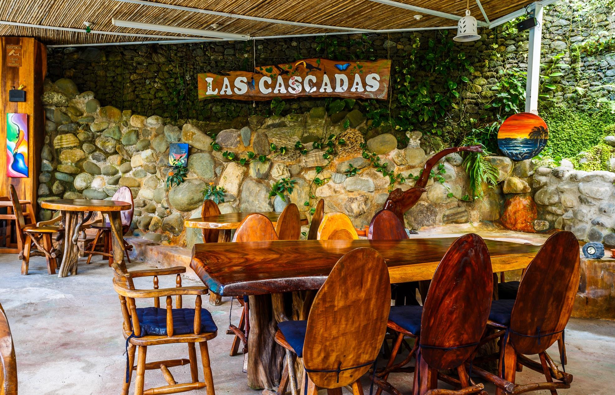 las cascadas the falls hotel