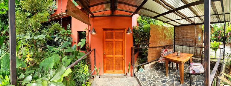 Garden View Suite,Hotel Las Cascadas The Falls, Condotel Las Cascadas, Quepos, Manuel Antonio, Costa Rica.
