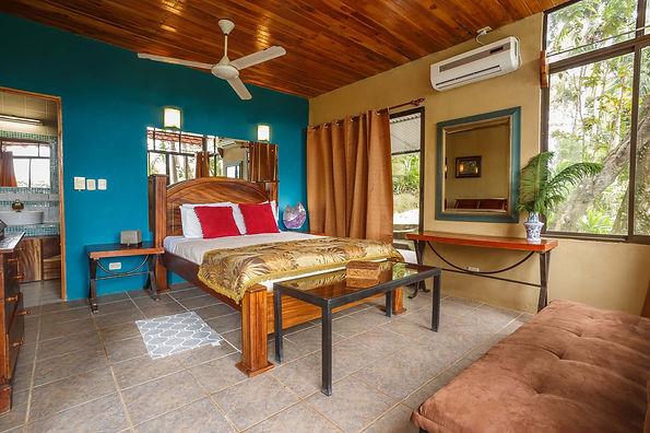 Suite mit einem Schlafzimmer, Las Cascadas, Baumkronen-Überdachung, Hotel Las Cascadas The Falls, Condotel Las Cascadas, Nationalpark Manuel Antonio, Manuel Antonio, Quepos, Costa Rica