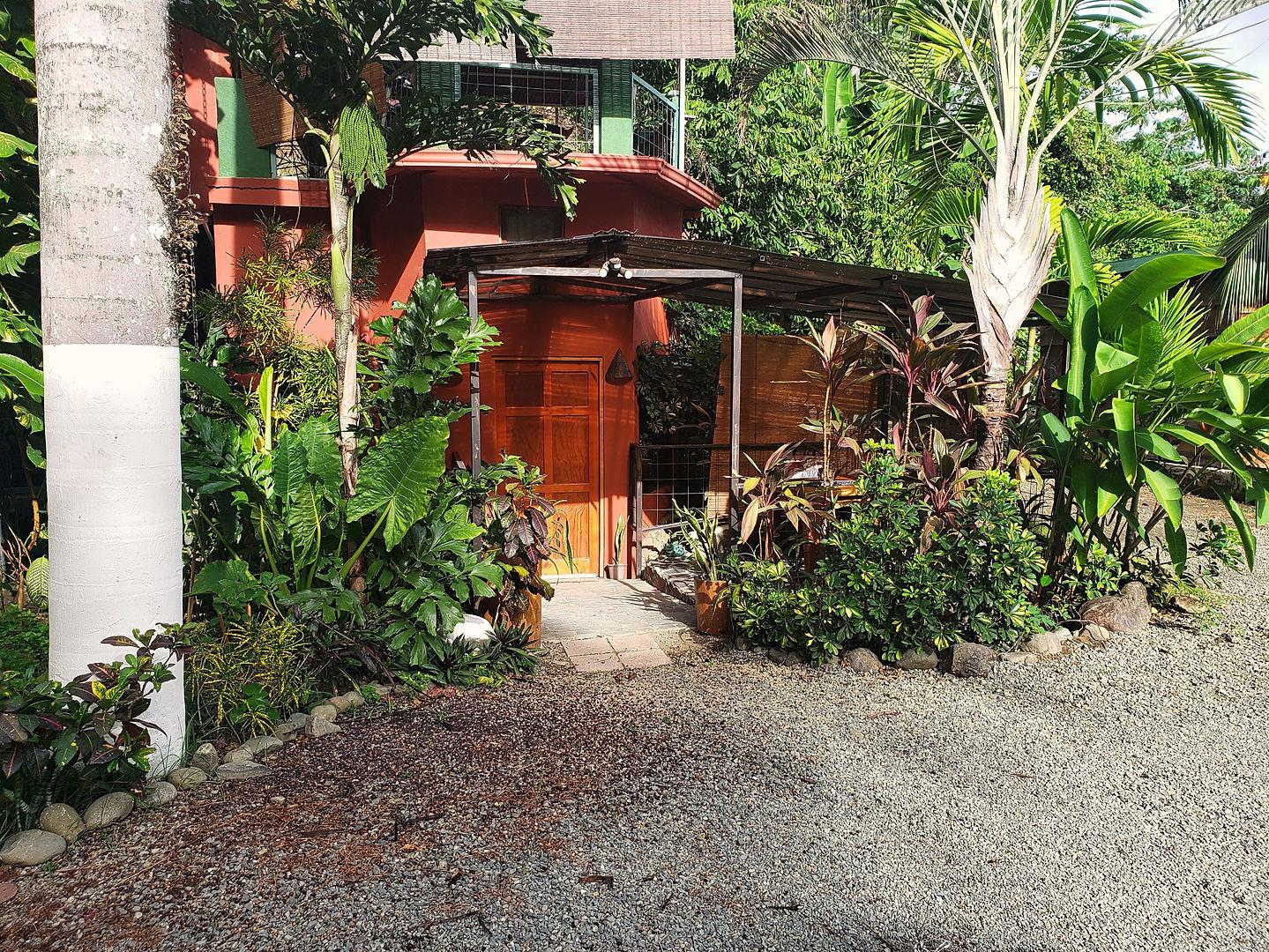 Garden View Suite, Suite Room, Hotel Las Cascadas The Falls, Condotel Las Cascadas, Quepos, Manuel Antonio, Costa Rica.