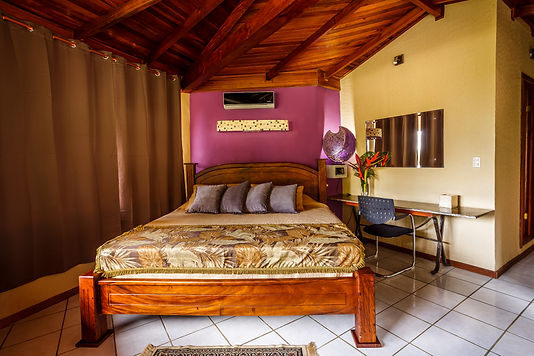 Quepos Costa Rica Hotel Bedroom