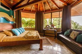 Deluxe Eigentumswohnung mit einem Schlafzimmer, Hotel Las Cascadas The Falls, Condotel Las Cascadas, Nationalpark Manuel Antonio, Manuel Antonio, Quepos, Costa Rica