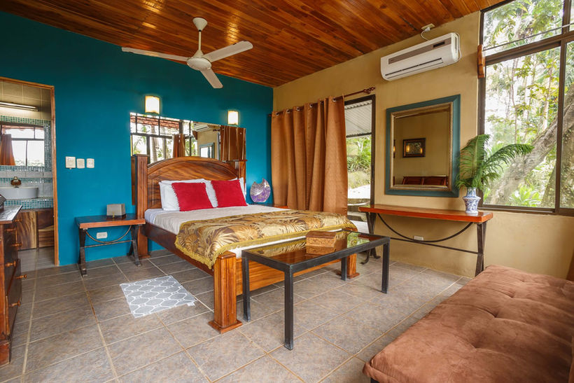 Suite mit einem Schlafzimmer, Las Cascadas, Manuel Antonio, Costa Rica