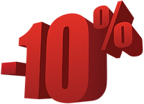 10% off sports fishing package
