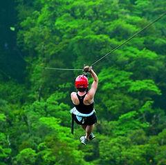 Costa Rica Canopy Tour, Manuel Antonio National Park Canopy Tour, Manuel Antonio Beach Canopy Tour, Las Cascadas The Falls, Best Tours in Manuel Antonio