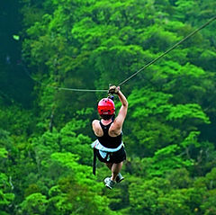 Costa Rica Canopy Tour, Manuel Antonio National Park Canopy Tour, Manuel Antonio Beach Canopy Tour, Las Cascadas The Falls, Best Tours in Manuel Antonio