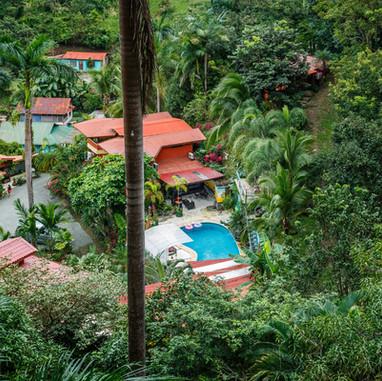 Hotel in Manuel Antonio | Las Cascadas Die Wasserfälle | Hotels in Quepos | Manuel Antonio