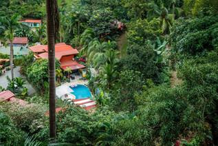 Hotel in Manuel Antonio | Las Cascadas The Falls | Hotels in Quepos | Manuel Antonio