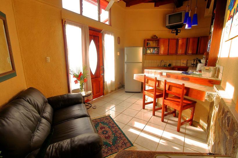 Junior ein Schlafzimmer, Wohnung, Las Cascadas die Fälle, Condotel Las Cascadas die Fälle, Manuel Antonio, Quepos, Costa Rica