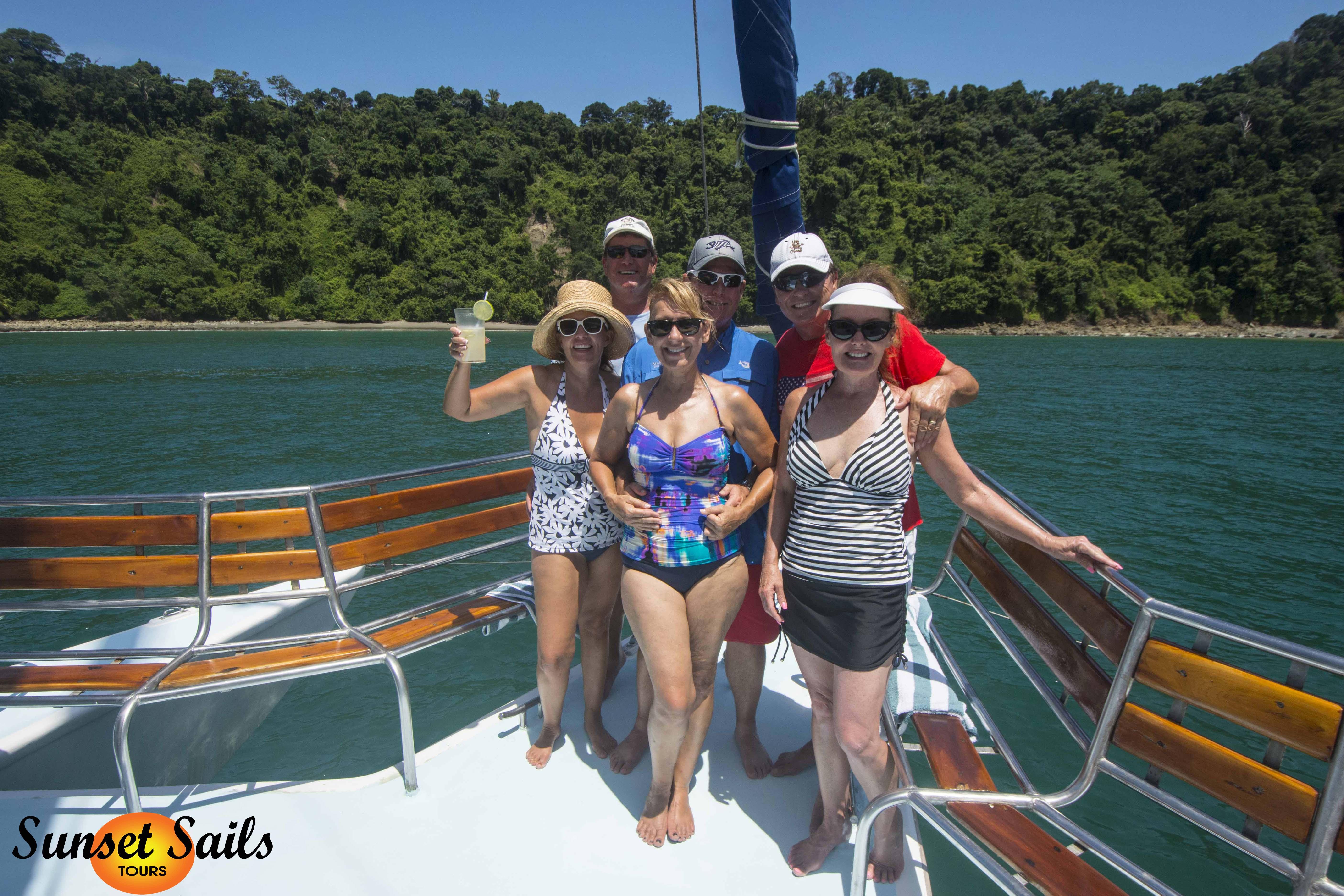 catamaran_sail_boat_tour_in_manuel_antonio,_catamaran_tour,_trimaran_tour,_las_cascadas_the_falls,_c
