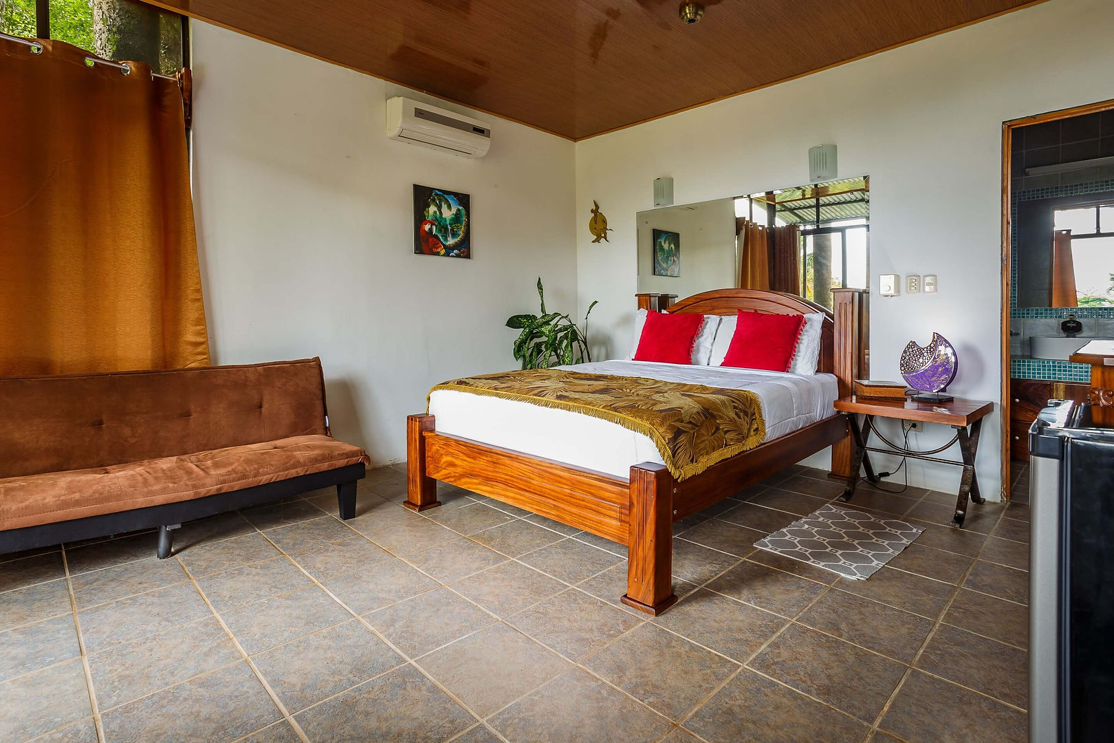 One Bedroom Suite, Las Cascdas  The Fall
