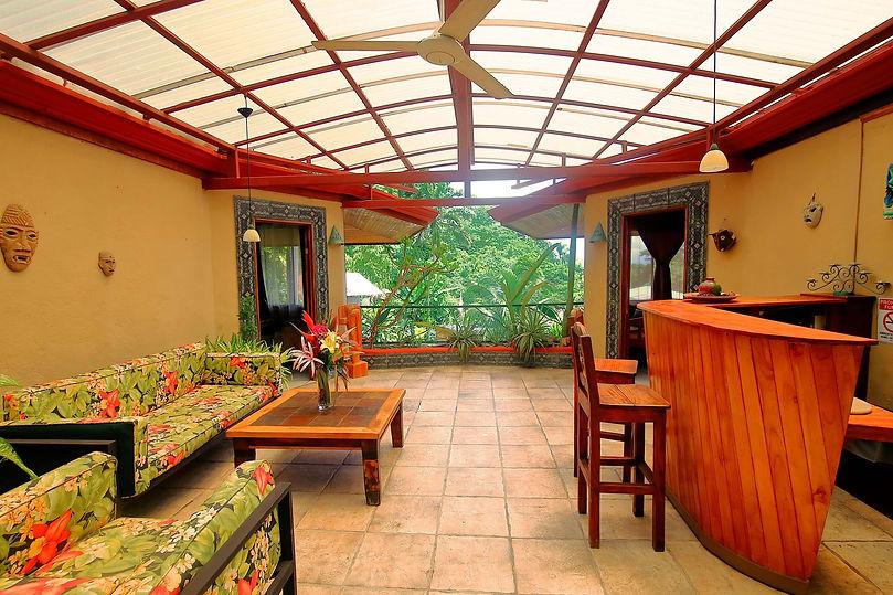 One Bedroom Suite, Las cascadas The Falls, Condotel Las Cascadas, Manuel Antonio, Quepos, Costa Rica.