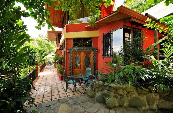 Deluxe Wohnung mit einem Schlafzimmer, Hotel Las Cascadas Die Wasserfälle, Condotel Las Cascadas, Manuel Antonio, Quepos, Costa Rica