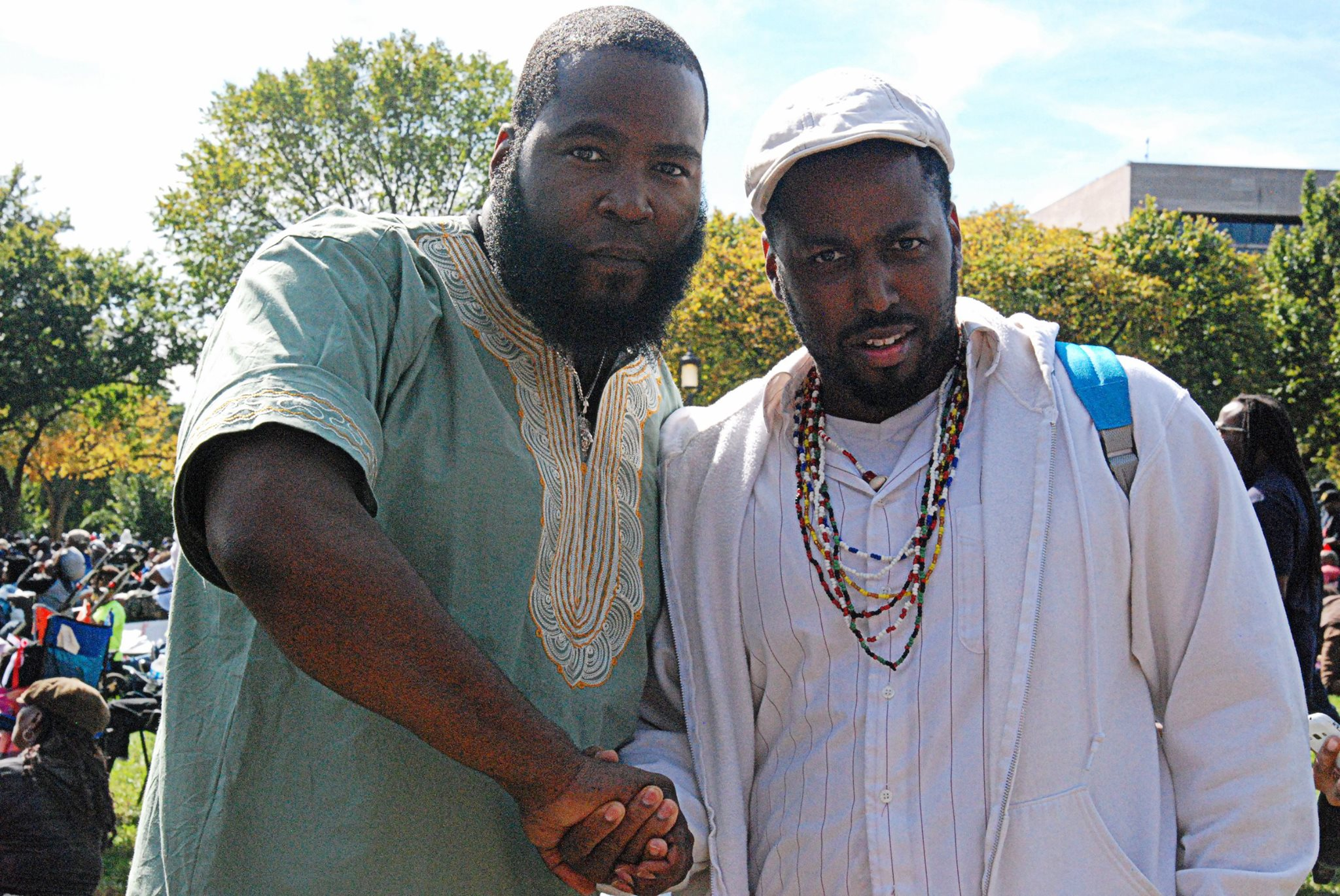 Obari Cartman & Umar Johnson