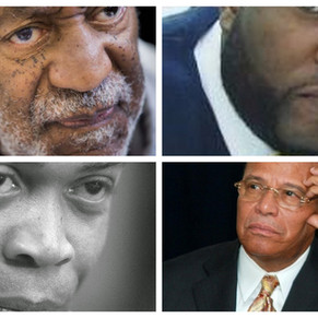 Bill Cosby. Umar Johnson. Fela Kuti. And Farrakhan.