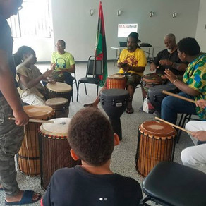 Drumming A Path to Wellness