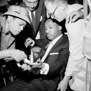 Dr. King was stronger than Dr. Umar