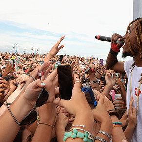 Fetty Wap is king, in the land of the blind: A photo essay