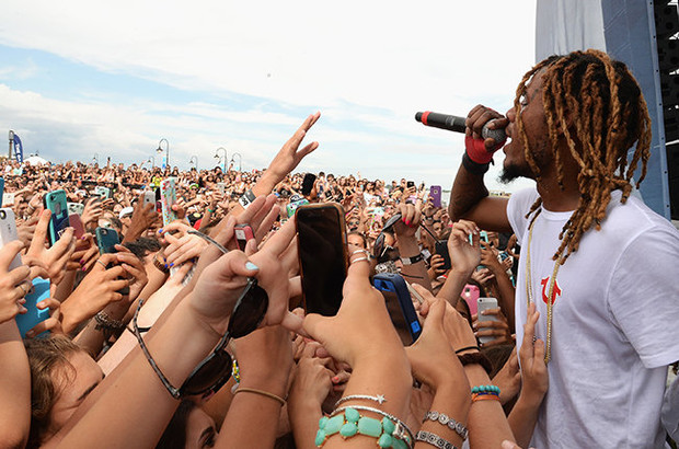 fetty wap is king in the land of the blind a photo essay i m responsible for a couple of those views i ve been using this song in conversations to teach young people how to decode messages