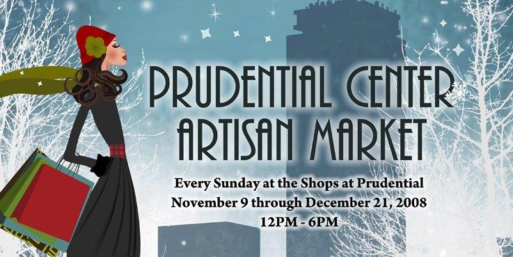 prudential artisan market