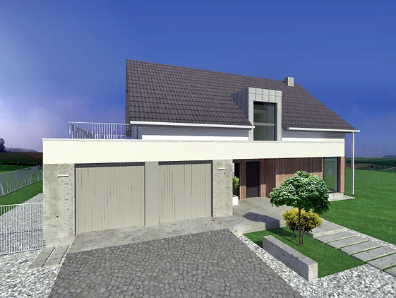 Dom jednorodzinny w Lędzinach