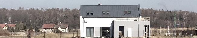 Projekt domu jednorodzinnego w Tychach