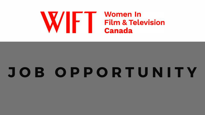 Job Opportunity: Manager at Women in Film and Television Canada