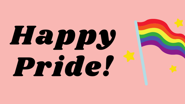 Happy Pride from WIFT-AT!