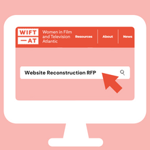 Website Reconstruction RFP