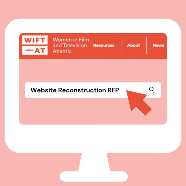 Website Reconstruction RFP