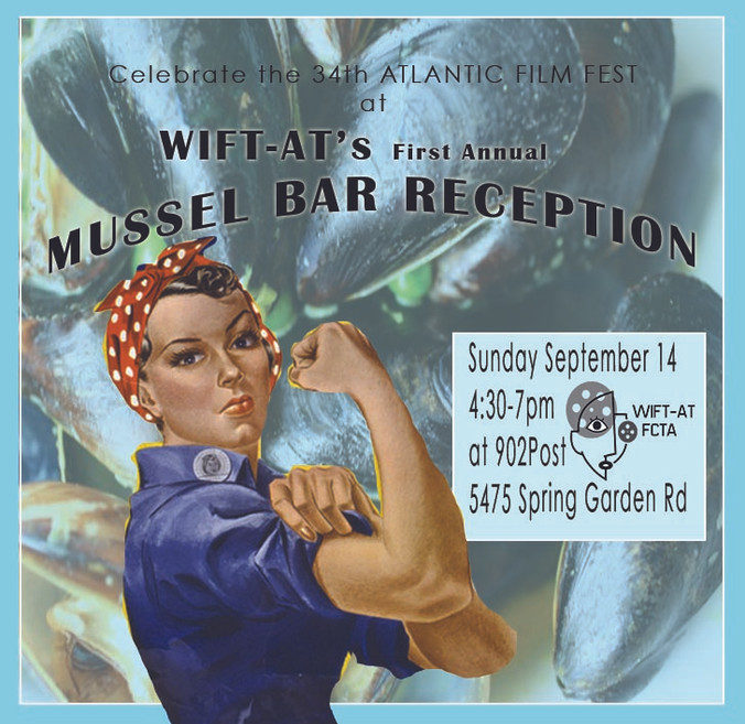 FIRST ANNUAL MUSSEL BAR RECEPTION at AFF!