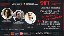 ICYMI: WIFT Canada Our Mental Health in the COVID-19 Era Panel Recording