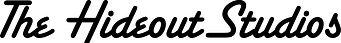 The Hideout_Studios logo_b-w_print (2).j
