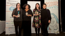 WIFT-AT 2019 Wave Award recipients announced to a full house Saturday night