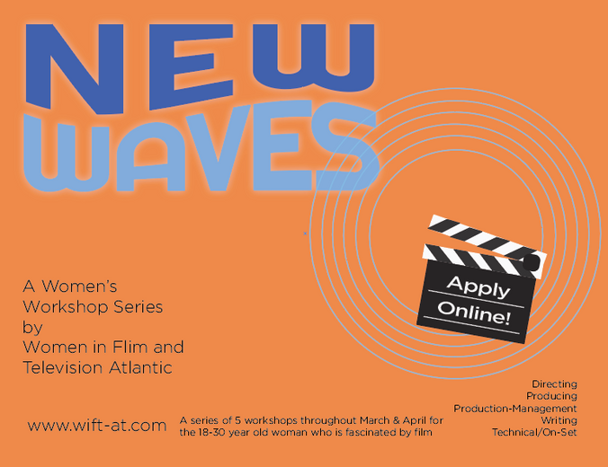 CALL FOR APPLICATIONS: New Waves!