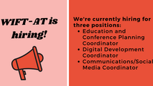 WIFT-AT is Hiring
