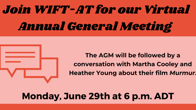 Join Us for Our Annual General Meeting