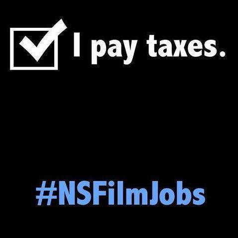 NS FILM TAX CREDIT IN JEOPARDY