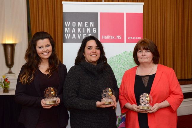 TALENTED TRIO TAKE HOME 2015 WAVE AWARDS; BravoFACT's $35,000 PRIZE GOES TO LEAH JOHNSTON