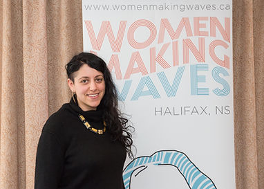 2017 Pitch Competition Winner Tamar Dina