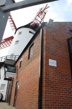 Grade II Listed Mill - Marsh Mill Thornton