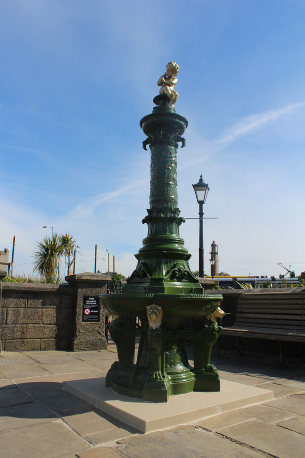 Grade II Listed Late 19th Century Dringing Fountain - Fleetwood
