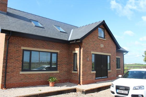 New Build - Detached Dormer Bungalow