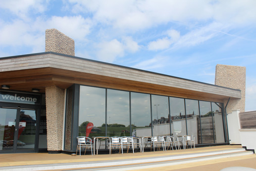 Fleetwood Leisure Centre Cafe