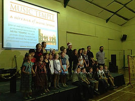 Music Temple Recital at Australian International School (AIS)