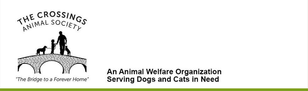The Crossings Animal Society, A 501c3 Non Profit Animal Welfare Organization in Washington Crossing, Pennsylvania